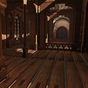 01 Medieval Hall UDK